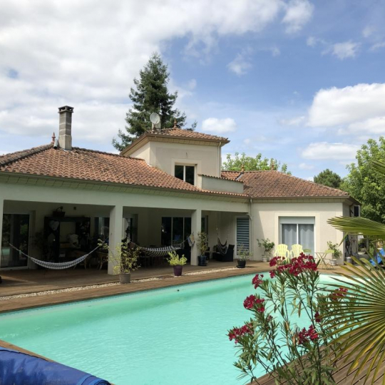Agence Marboutin Immobilier : House | CASTELJALOUX (47700) | 142.00m2 | 347 000 €